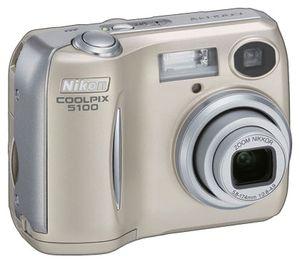 Мы производим ремонт фотоаппаратов NIKON COOLPIX 5100.