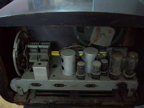 Схема радиоприемника VEF